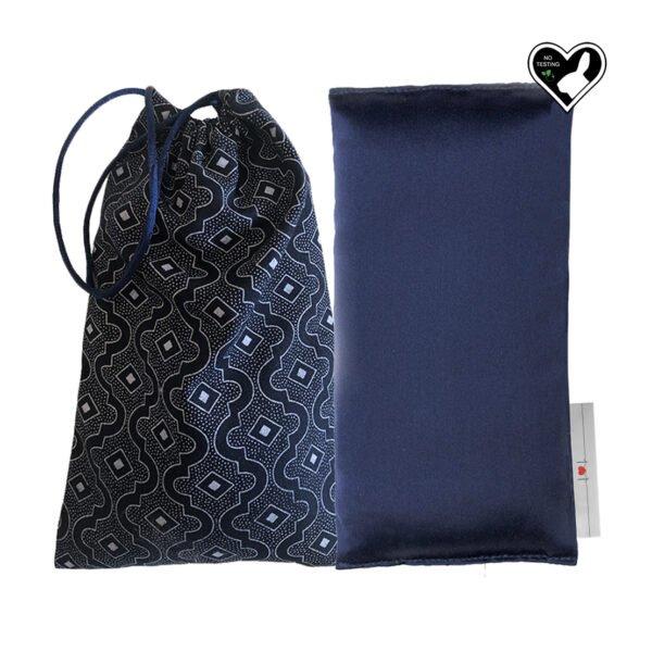Blue Aroma Eye Pillow