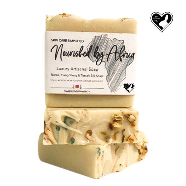 Tussah Silk Soap 3 Bundle Deal